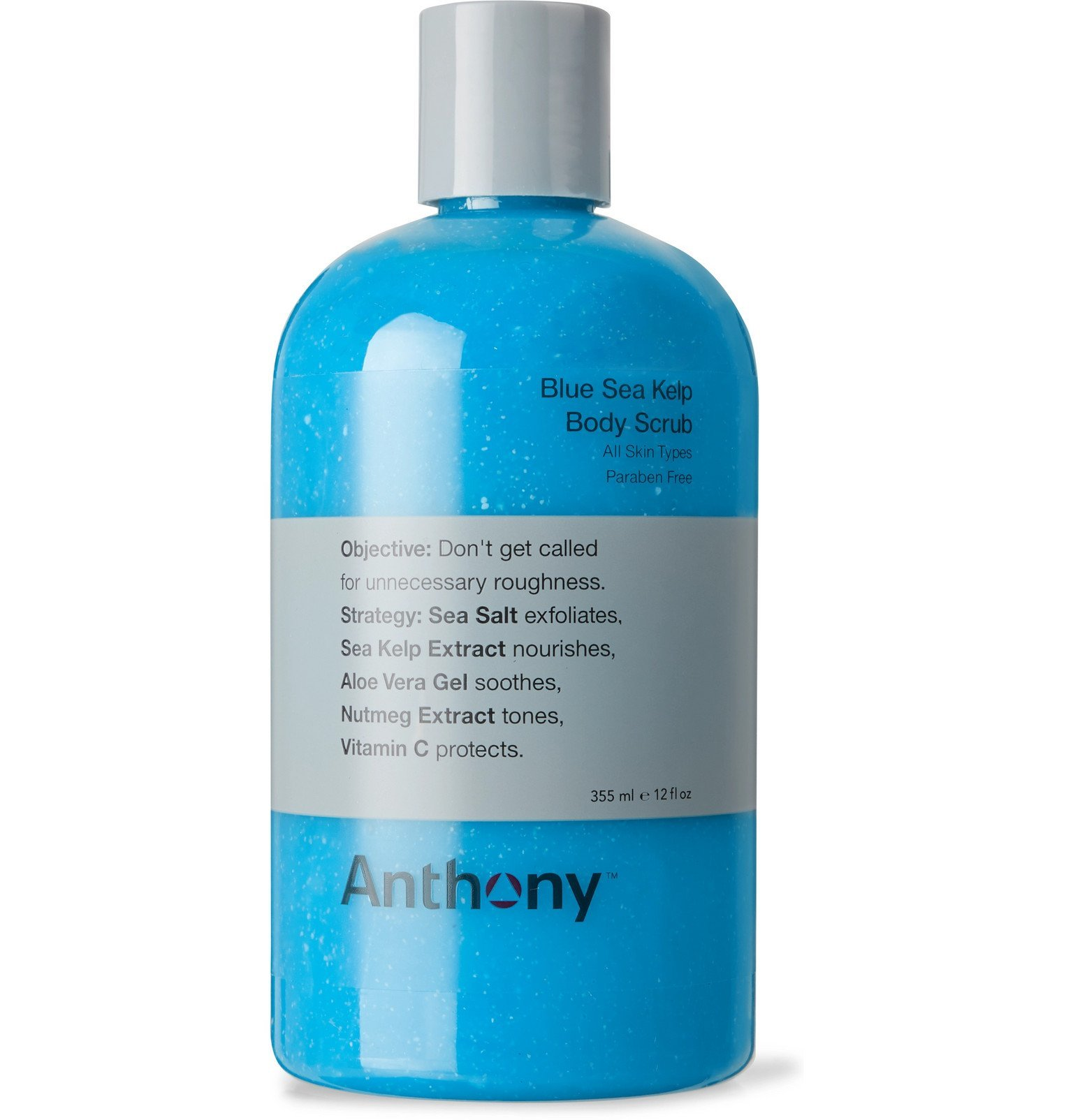 Photo: Anthony - Blue Sea Kelp Body Scrub, 355ml - Colorless