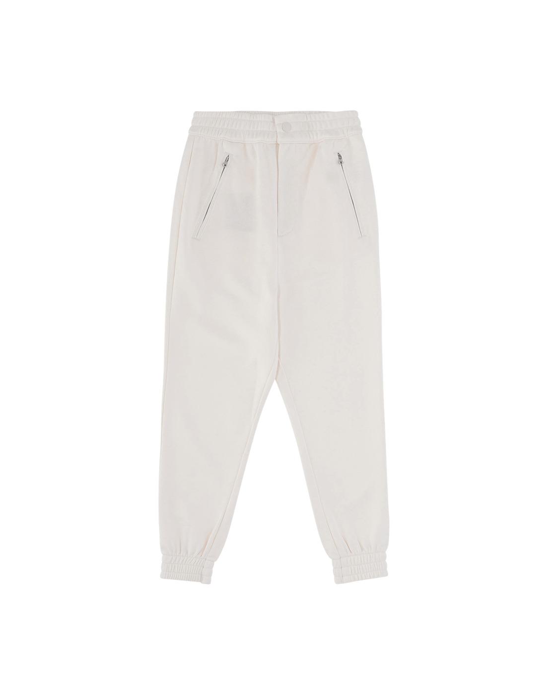 Adidas Originals Cuff Pants Chalk White