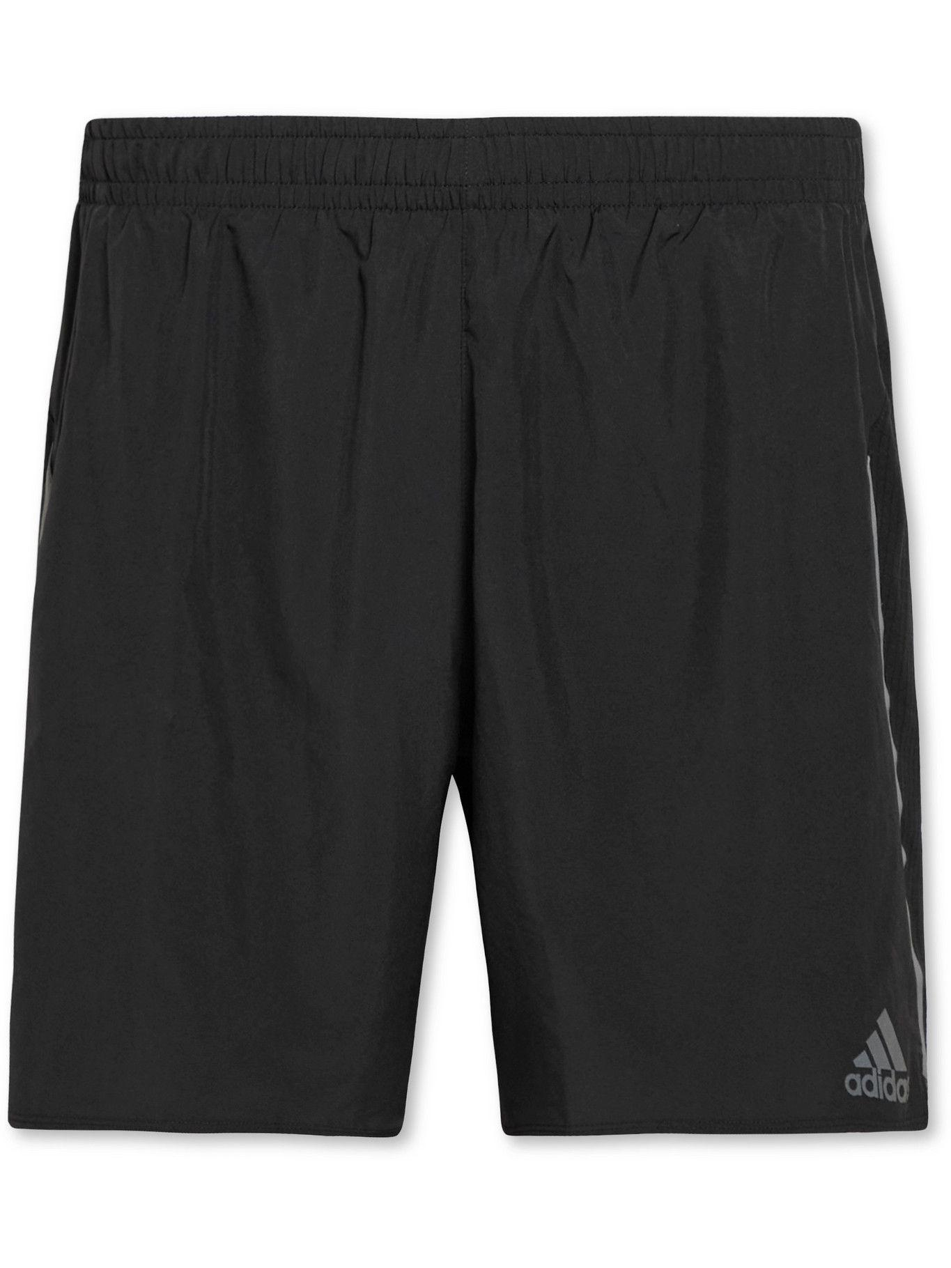 Photo: adidas Sport - Saturday Recycled Ripstop and Shell Shorts - Black