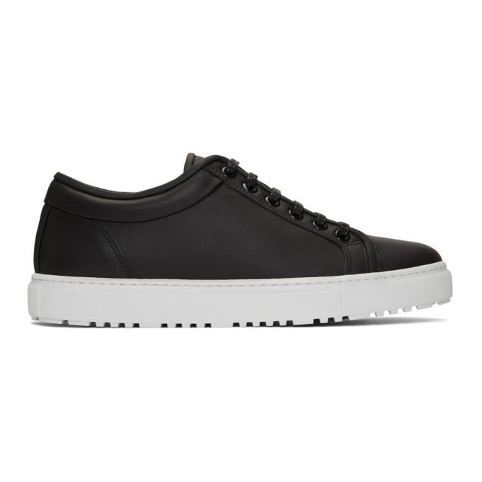 Photo: ETQ Amsterdam Black Low 1 Rugged Sneakers