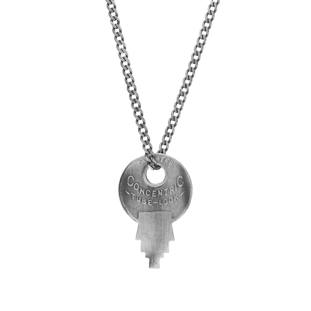 Photo: Miansai Wise Lock Necklace