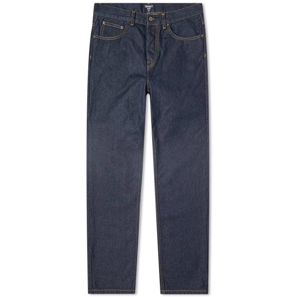 Photo: Carhartt Newel Relaxed Tapered Jean