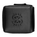 Ksubi Black Kash Zip Wallet