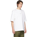 Acne Studios White Extorr T-Shirt