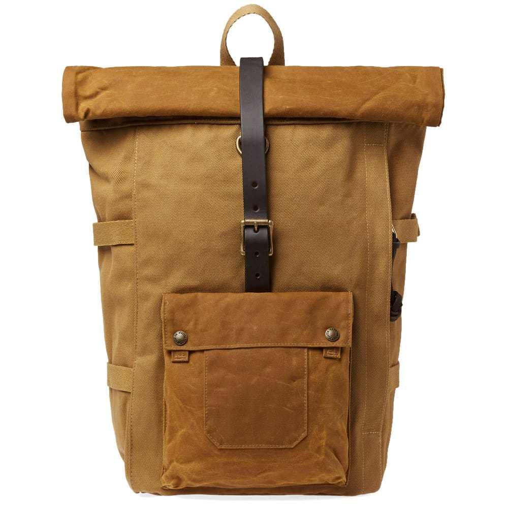 Filson Rolltop Backpack Brown