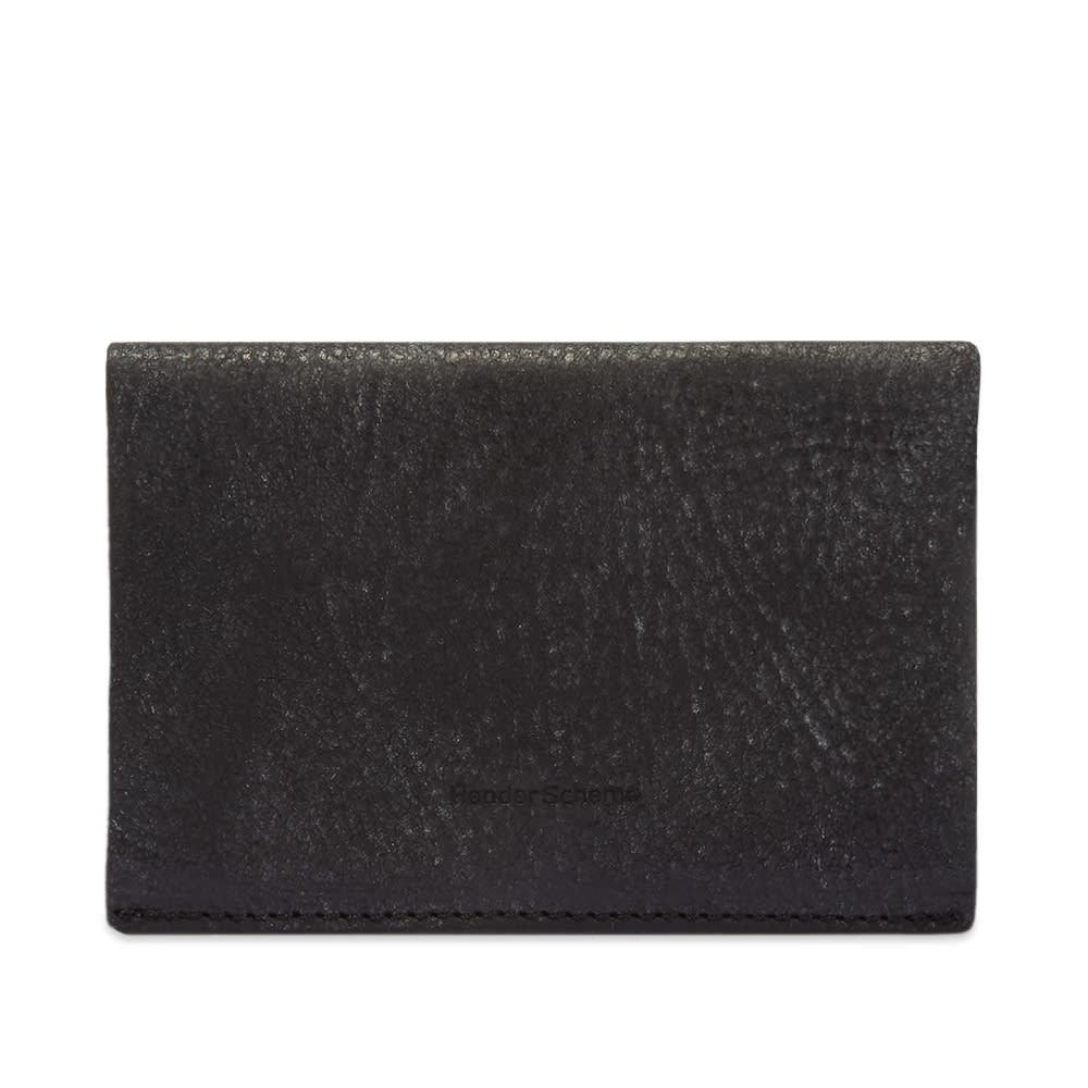 Photo: Hender Scheme Compact Card Case