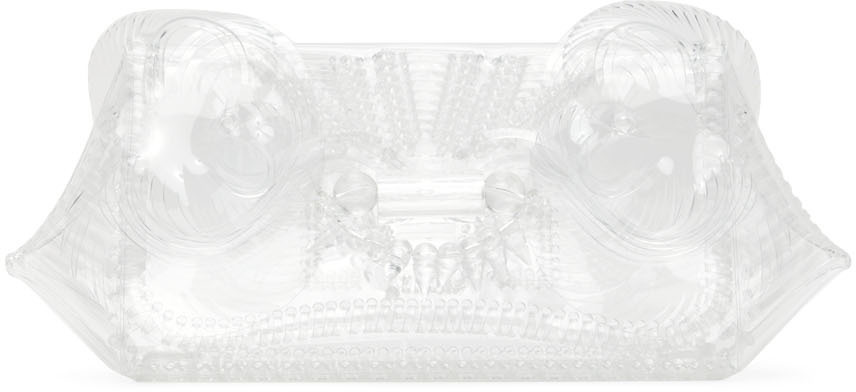 Photo: Mame Kurogouchi Transparent Sculptural Clutch