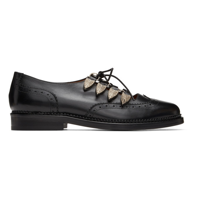 Photo: Toga Virilis Black Gillie Brogues