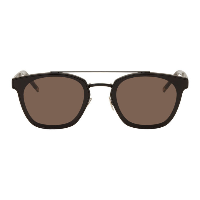 Photo: Saint Laurent Black SL 28 Sunglasses