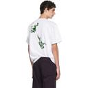 Raf Simons White Astronaut Regular Fit T-Shirt