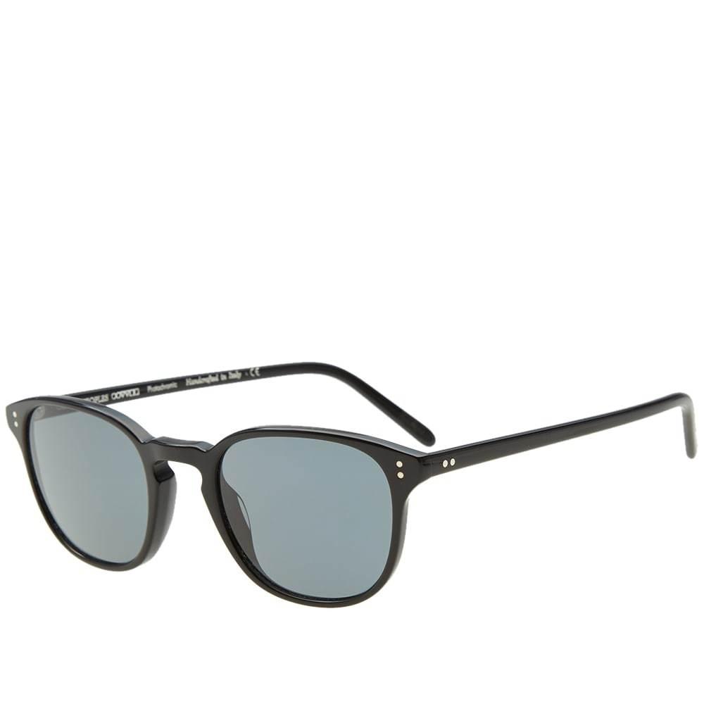 Oliver Peoples Fairmont Sunglasses Black