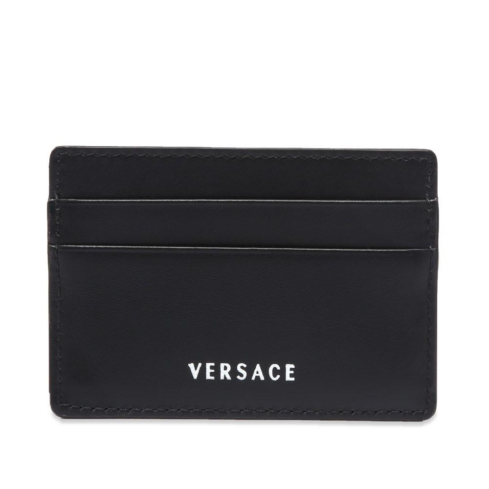 Photo: Versace 2-Tone Card Holder