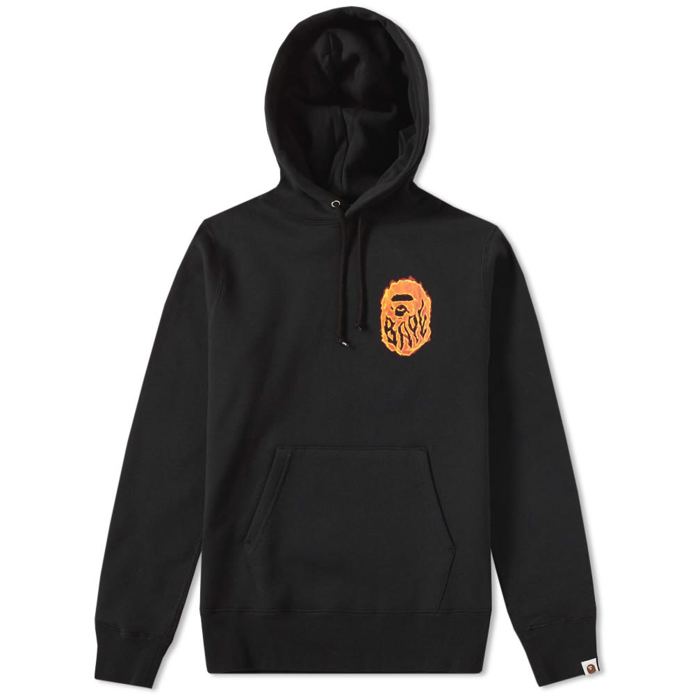 Photo: A Bathing Ape Burn Hoody