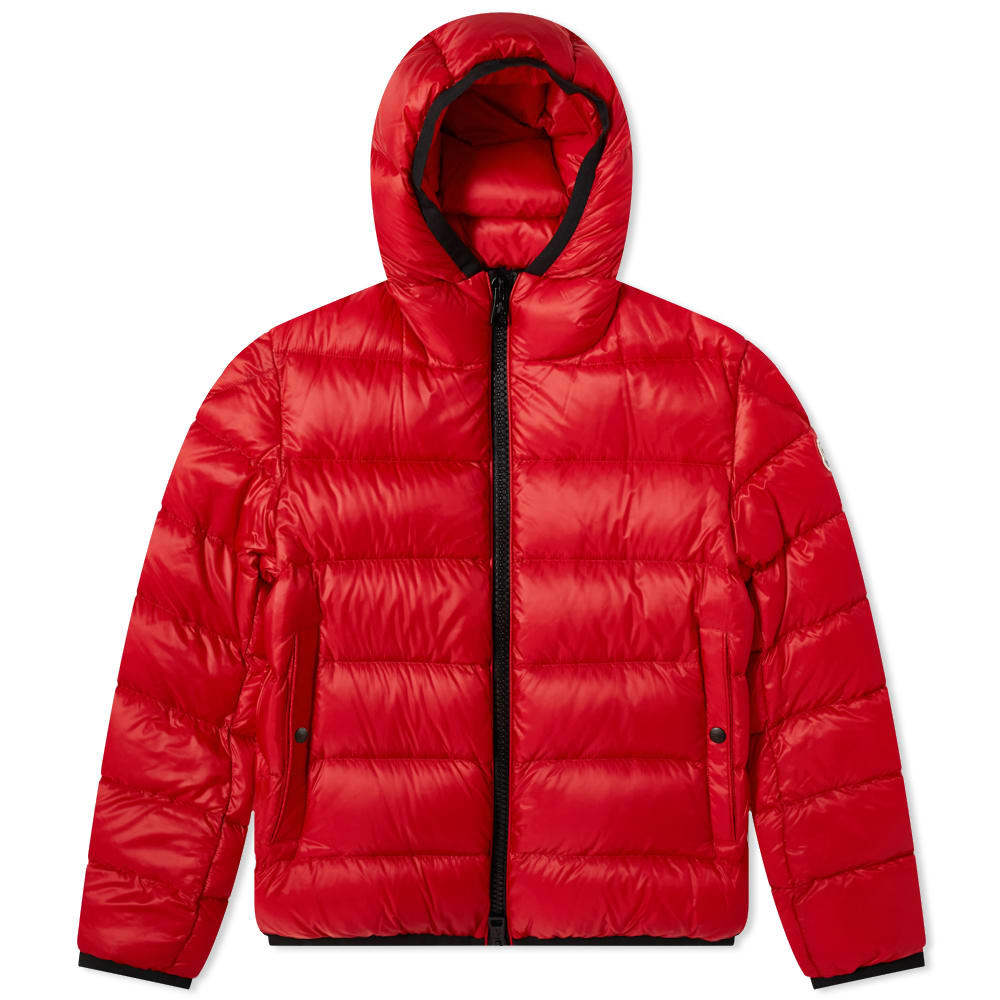 Photo: Moncler Myosotis Hooded Down Jacket