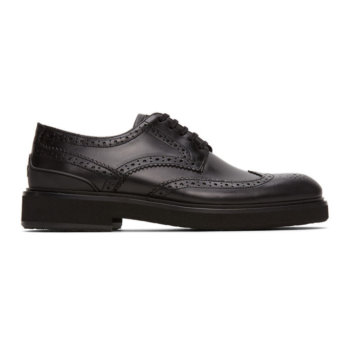 Photo: PS by Paul Smith Black Tommy Brogues