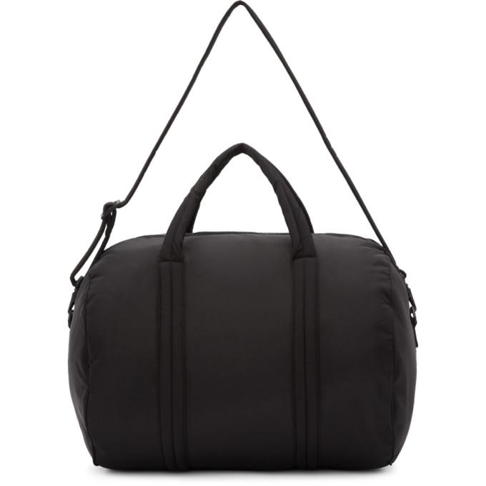 Photo: YEEZY Black Nylon Crossbody Messenger Bag