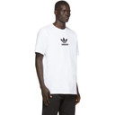 adidas Originals White Premium T-Shirt