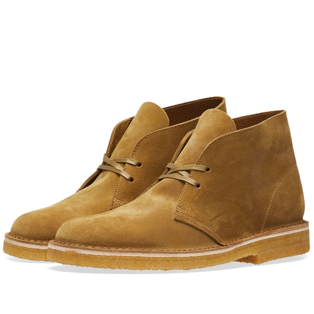 Photo: Clarks Originals Desert Boot - Made in Italy