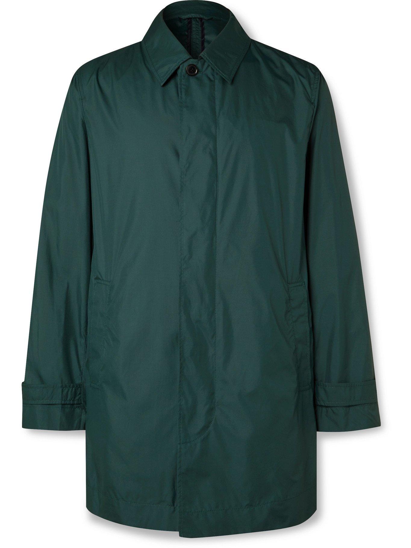 Photo: SUNSPEL - Paul Weller Recycled Shell Raincoat - Green