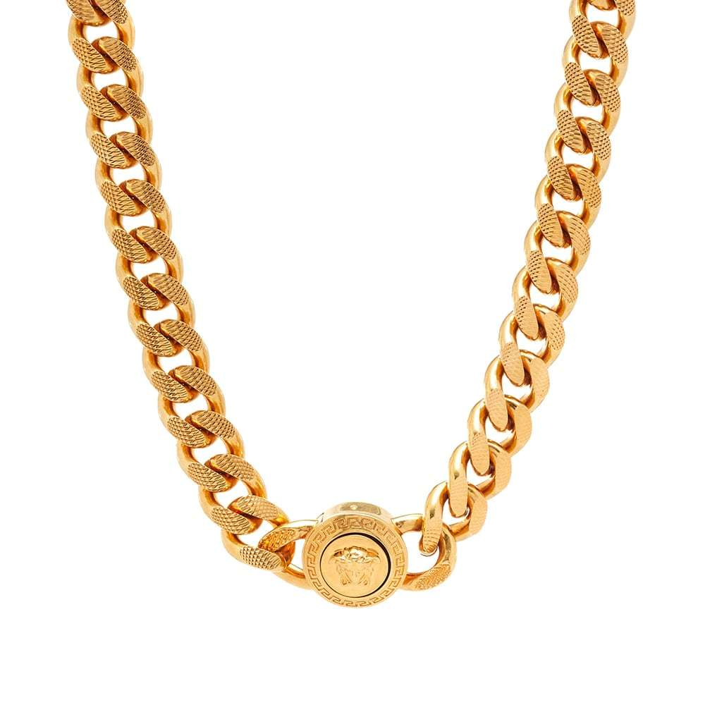Photo: Versace Heavy Chain Necklace