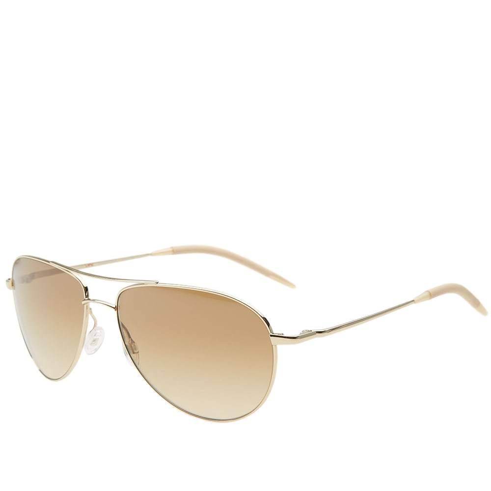 Oliver Peoples Benedict Sunglasses Gold
