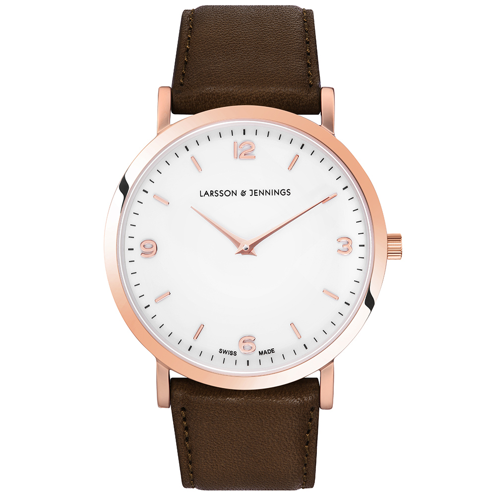 Photo: Larsson & Jennings Lugano 38mm Watch