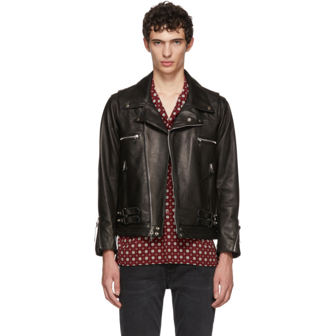 Photo: John Elliott Black Riders Jacket