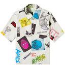 Aries Thrasher Hawaiian Shirt