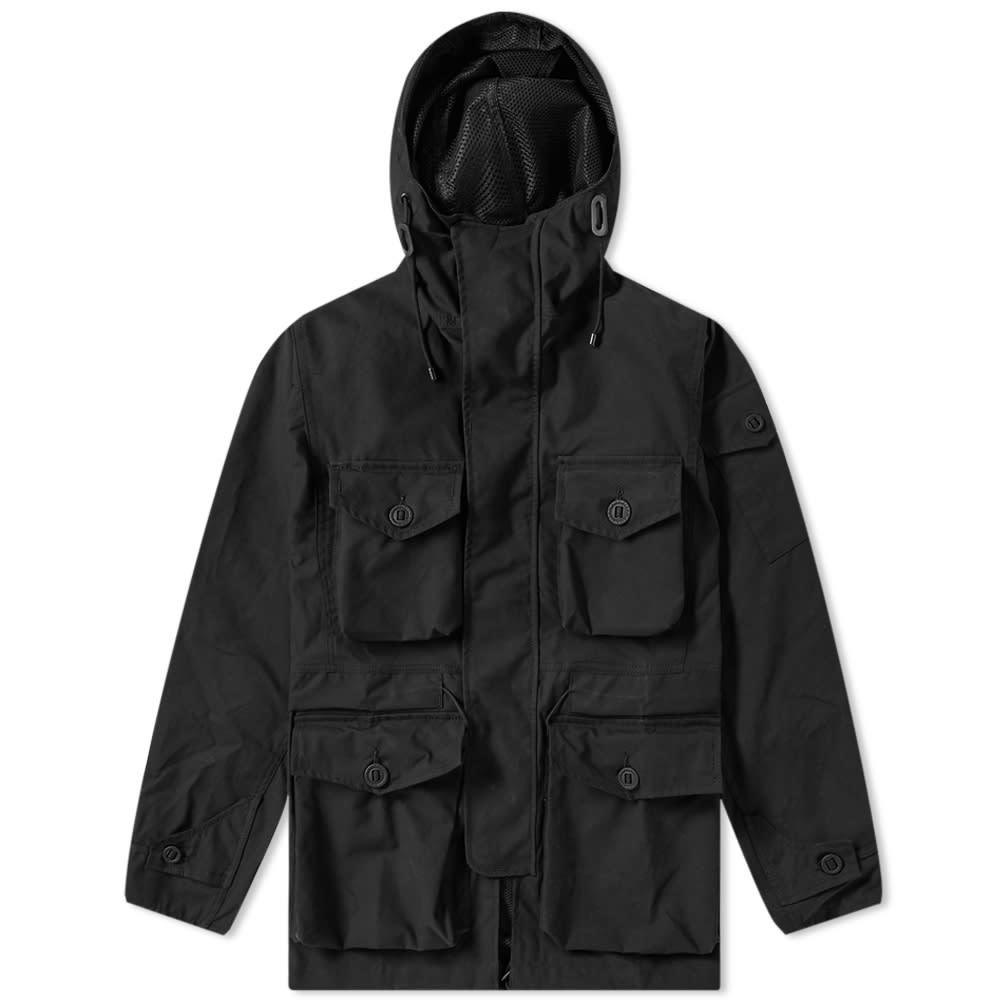 Photo: Ark Air Smock & Mesh Parka - END. Exclusive