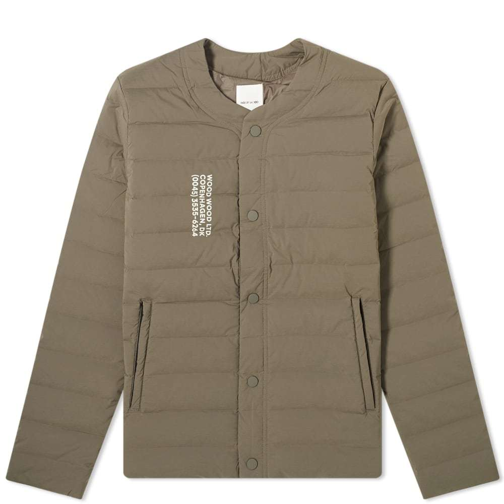 Wood Wood Keanu Padded Jacket