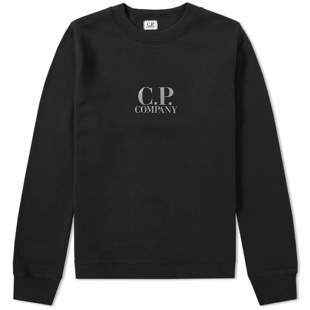 C.P. Company Classic Logo Crew Sweat