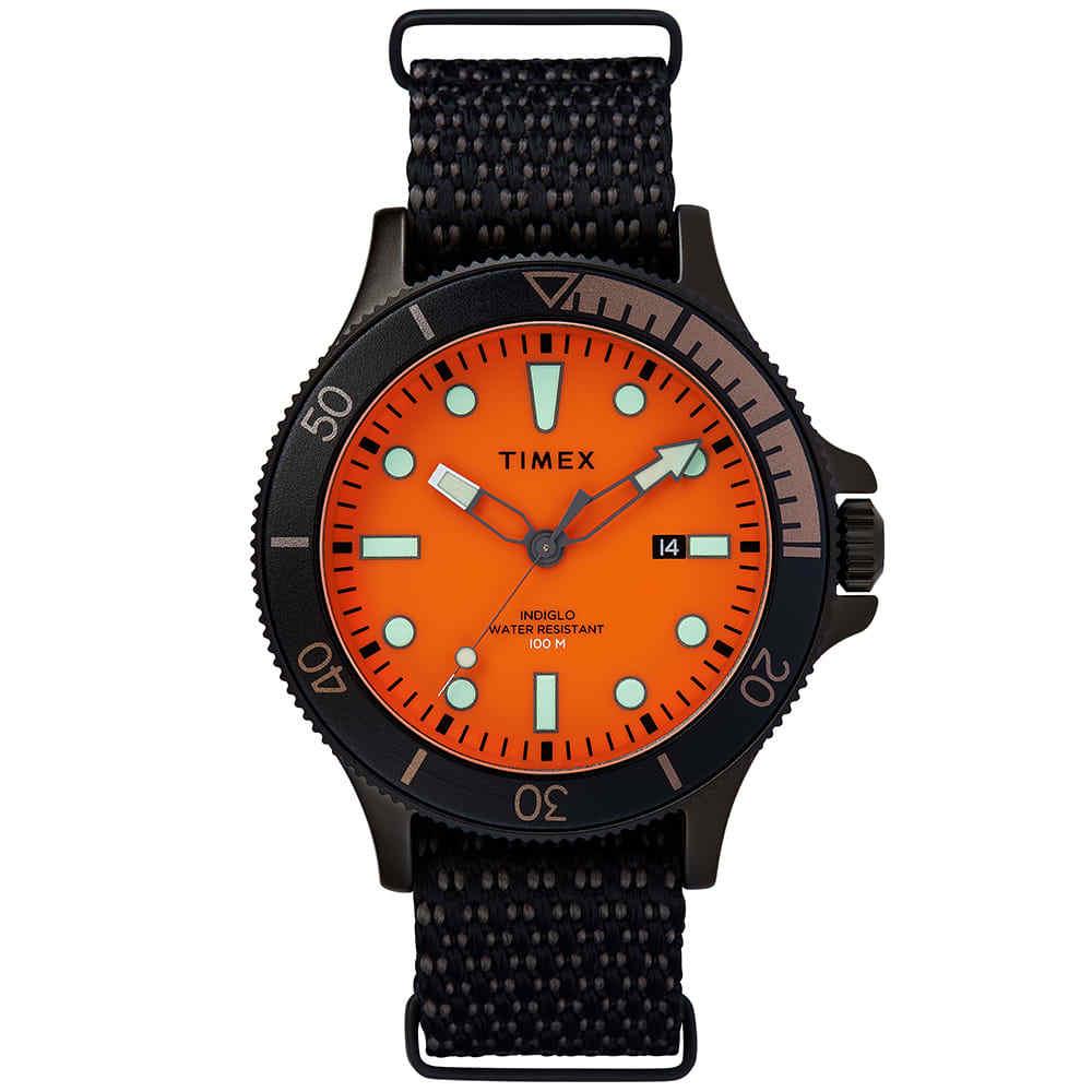 Photo: Timex Allied Coastline Watch