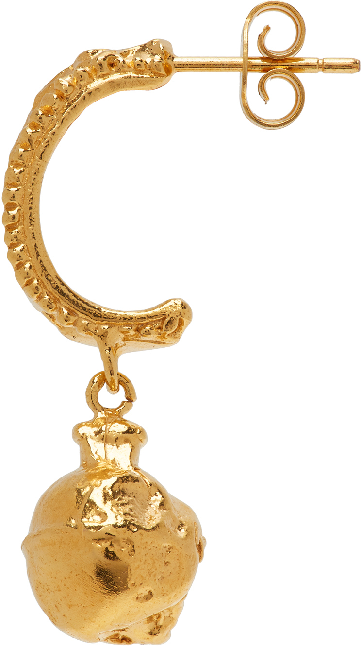 Photo: Alighieri Gold 'The Fragments on the Shore' Single Earring