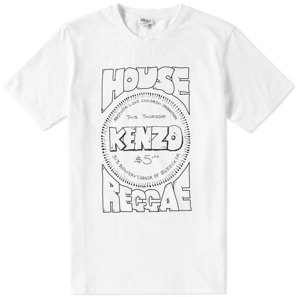 Photo: Kenzo Reggae Tee