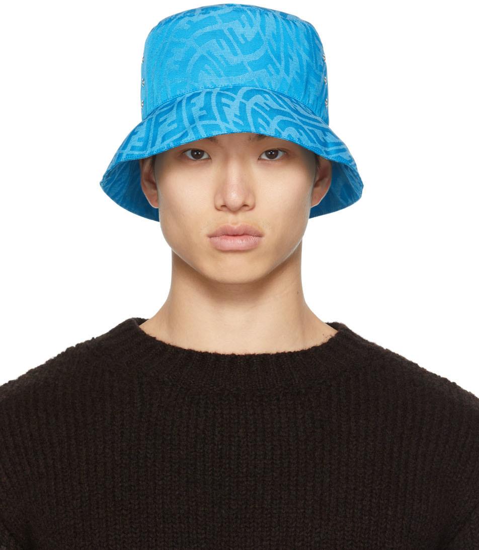 Photo: Fendi FF Vertigo Bucket Hat