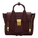 3.1 Phillip Lim Burgundy Mini Pashli Satchel Bag