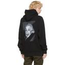 Sacai Black Einstein Hoodie