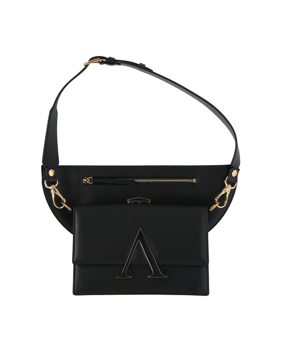 Aries Kasper Bag Black