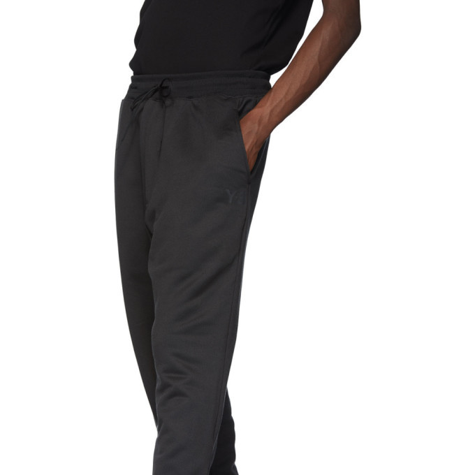 Y-3 Black Yohji Track Pants