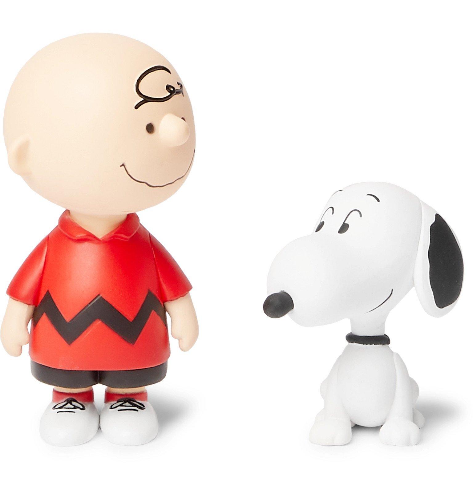 Photo: Medicom - Ultra Detail Figure No.489 Charlie Brown & Snoopy - Multi