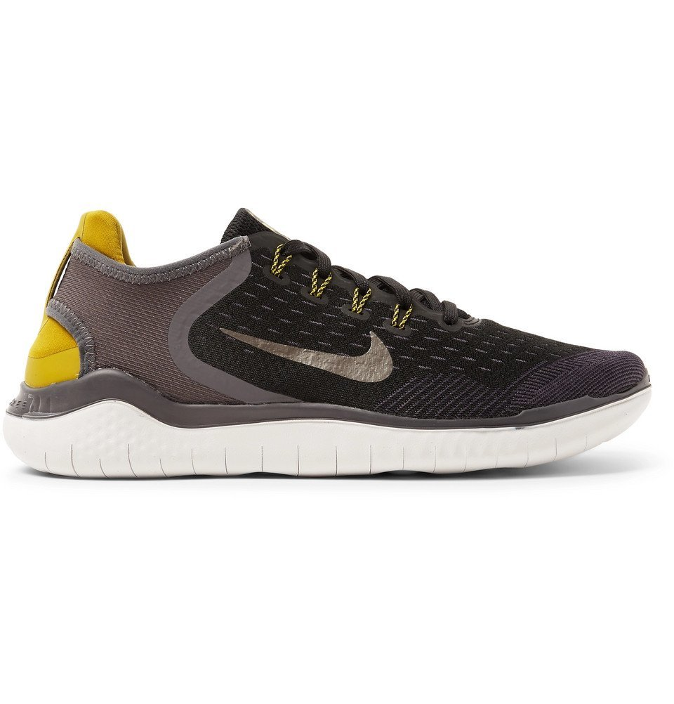 Nike Running - Free RN 2018 Mesh Sneakers - Men - Black