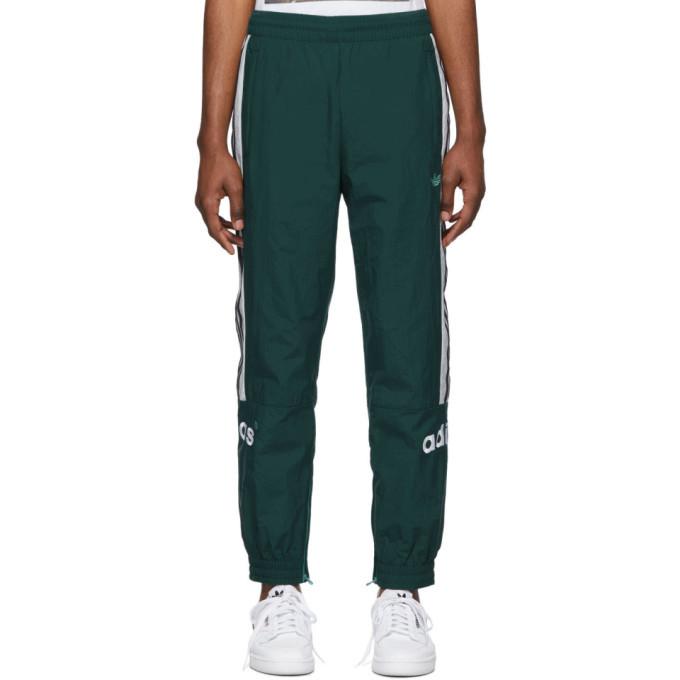 adidas Originals Green Archive Track Pants