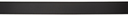 Dunhill Reversible Black Leather Lock Buckle Belt