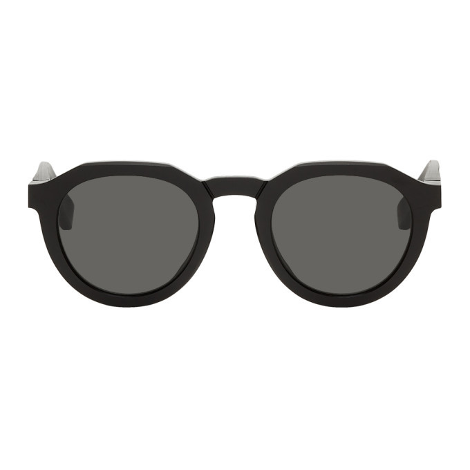Photo: Maison Margiela Black Mykita Edition MMRAW007 Glasses