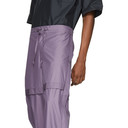 3.1 Phillip Lim Purple Chintz Poplin Jogger Lounge Pants