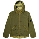 C.P. Company Insulated Midweight Nylon Hooded Jacket