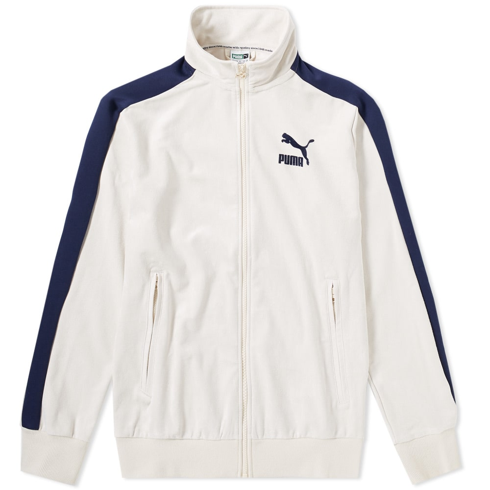 Photo: Puma T7 Suede Track Jacket