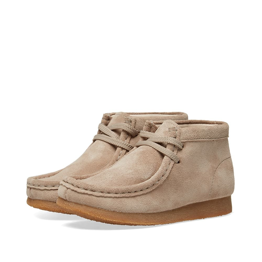 Photo: Clarks Originals Children's Wallabee Boot