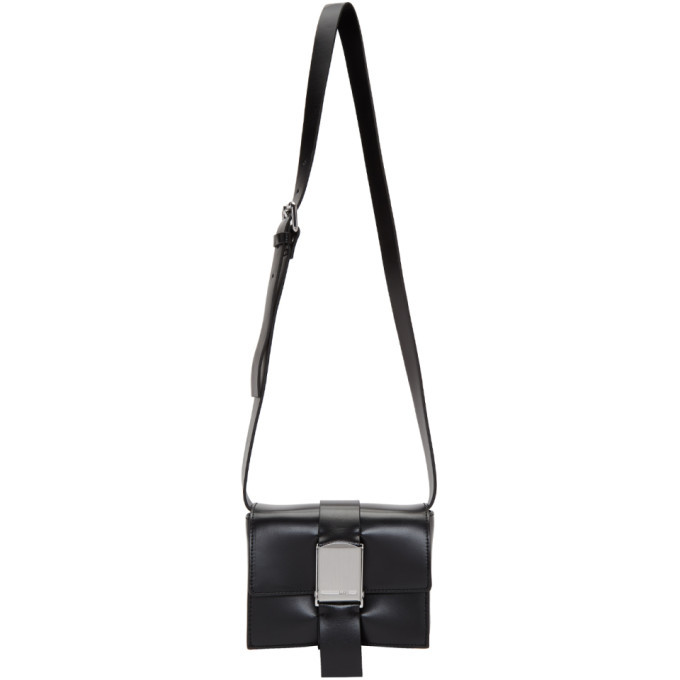 Photo: McQ Alexander McQueen Black Medium Christine Deluxe Shoulder Bag