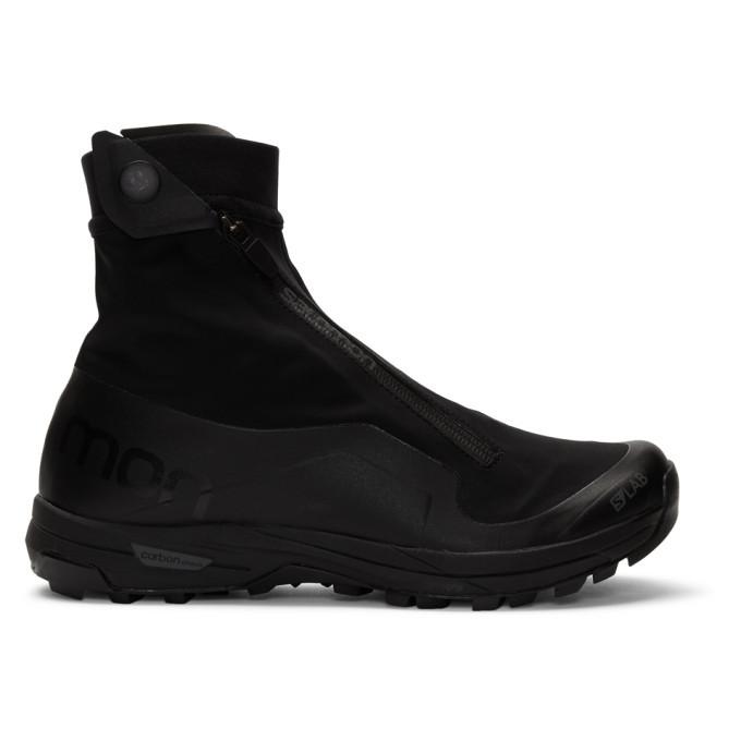 Photo: Salomon Black Limited Edition XA-Alpine 2 ADV Sneakers